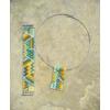 Kép 1/3 - Geometrikus nyakék karkötővel
