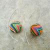 Kép 3/3 - GÖMB ezüst fülbevaló