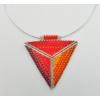Kép 4/8 - Kétoldalas háromszög nyakék