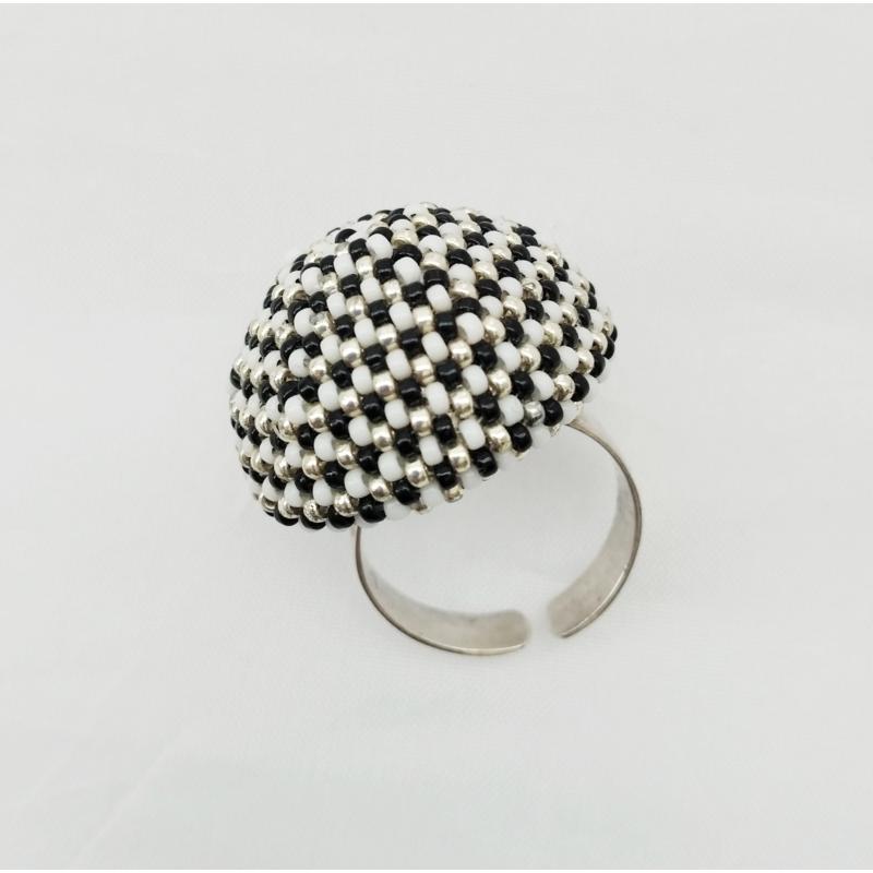 GÖMB ezüst gyűrű